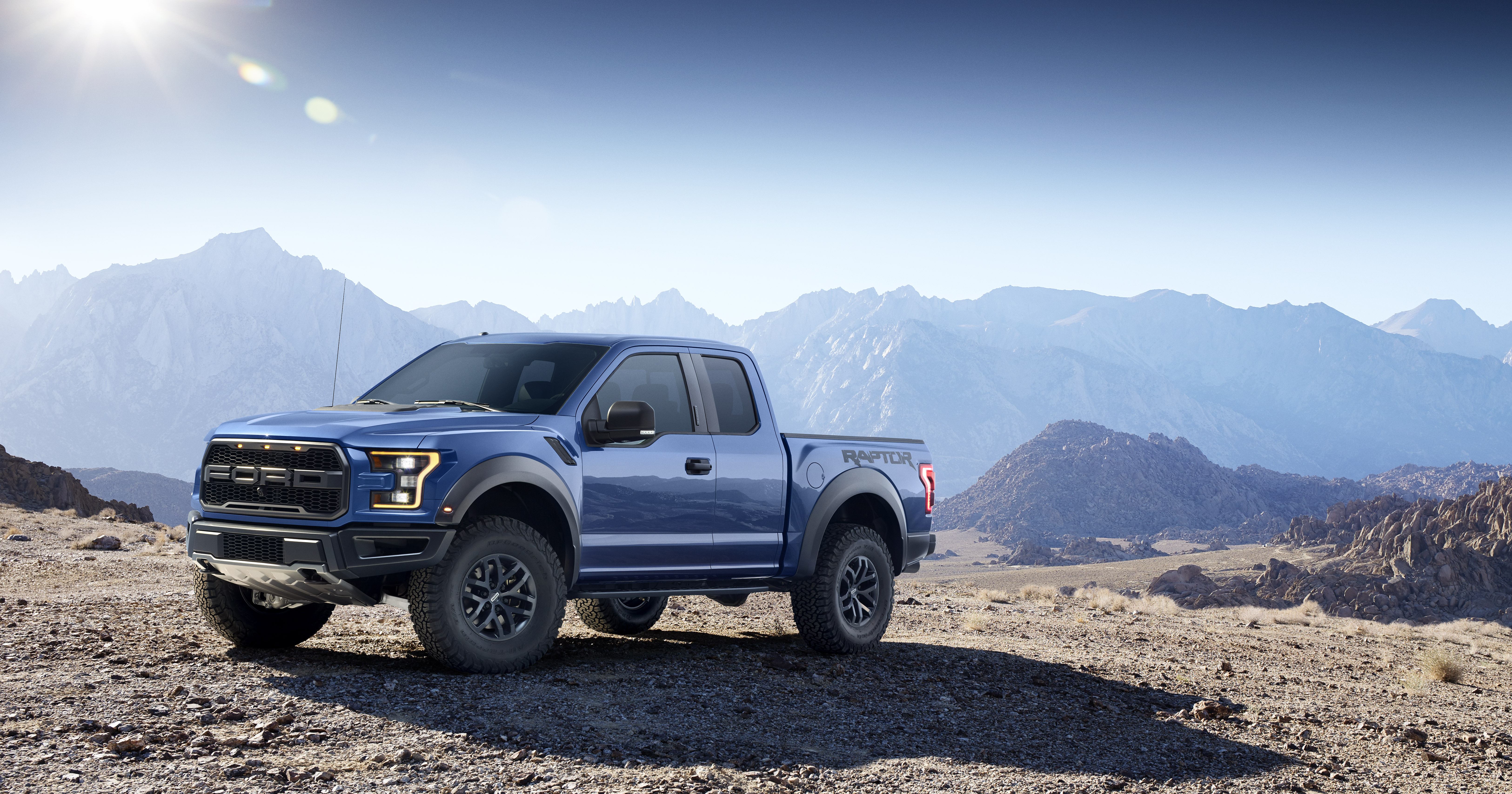 All new f 150 raptor is ford s toughest smartest most capable