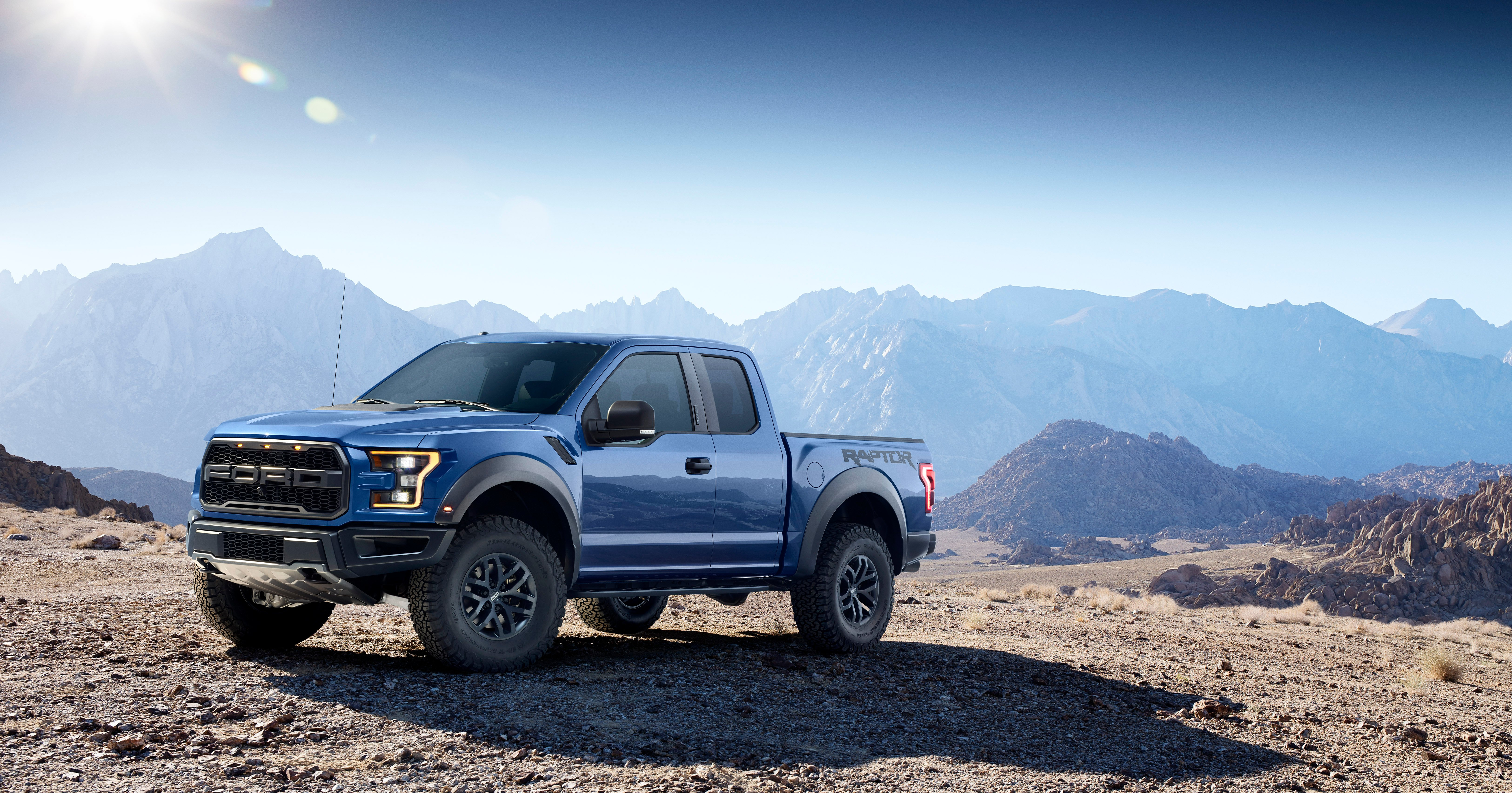 All New F 150 Raptor Is Fords Toughest Smartest Most Capable 6500x3411