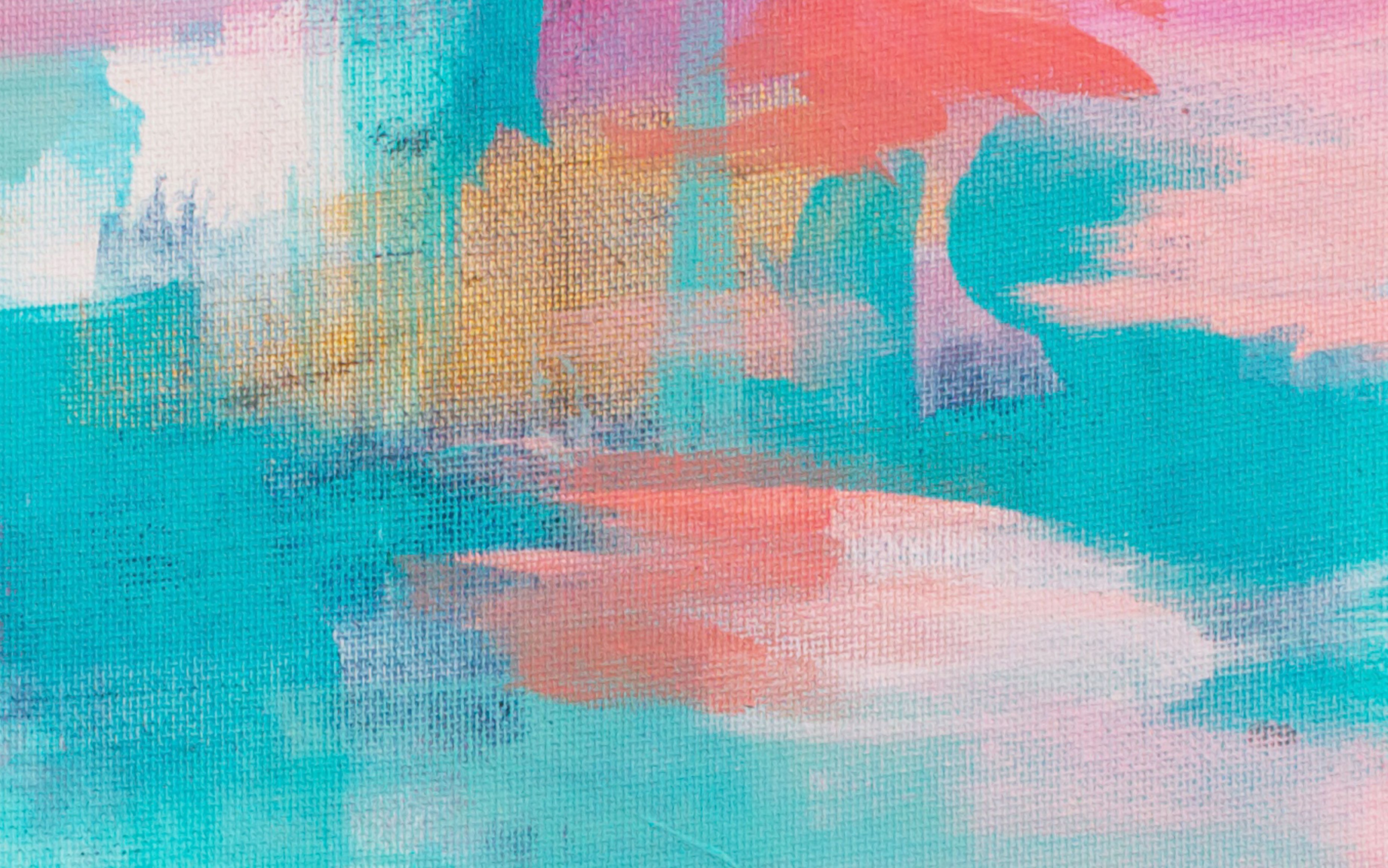 Painted Artwork Desktop WallpaperScreensaver 3712x2322