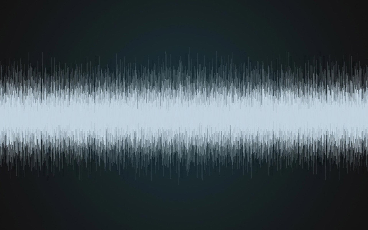 Sound waves wallpaper 194 1280x800