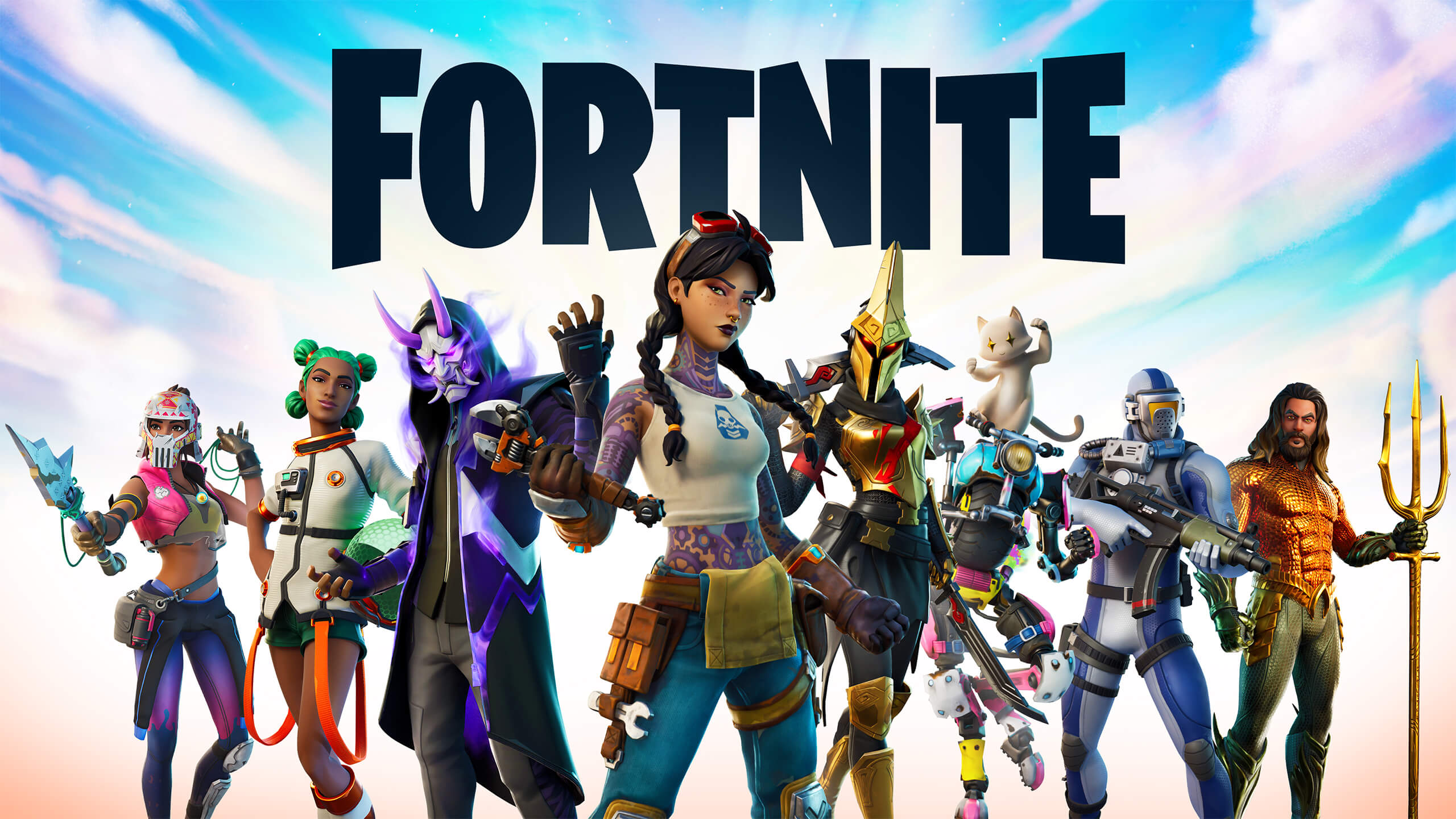 Summer Legends Pack in Fortnite now available   Somag News 2560x1440