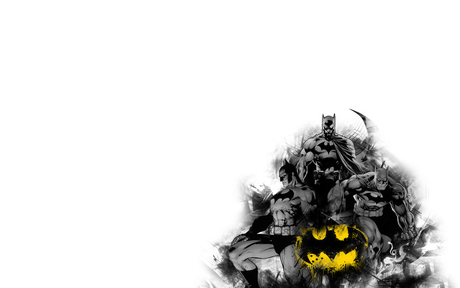 Batman Jim Lee Wallpaper 900x563
