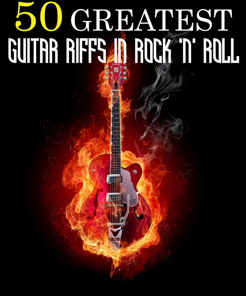 cafe idly bangalore 50 Greatest Guitar Riffs in Rock n Roll 959x1154