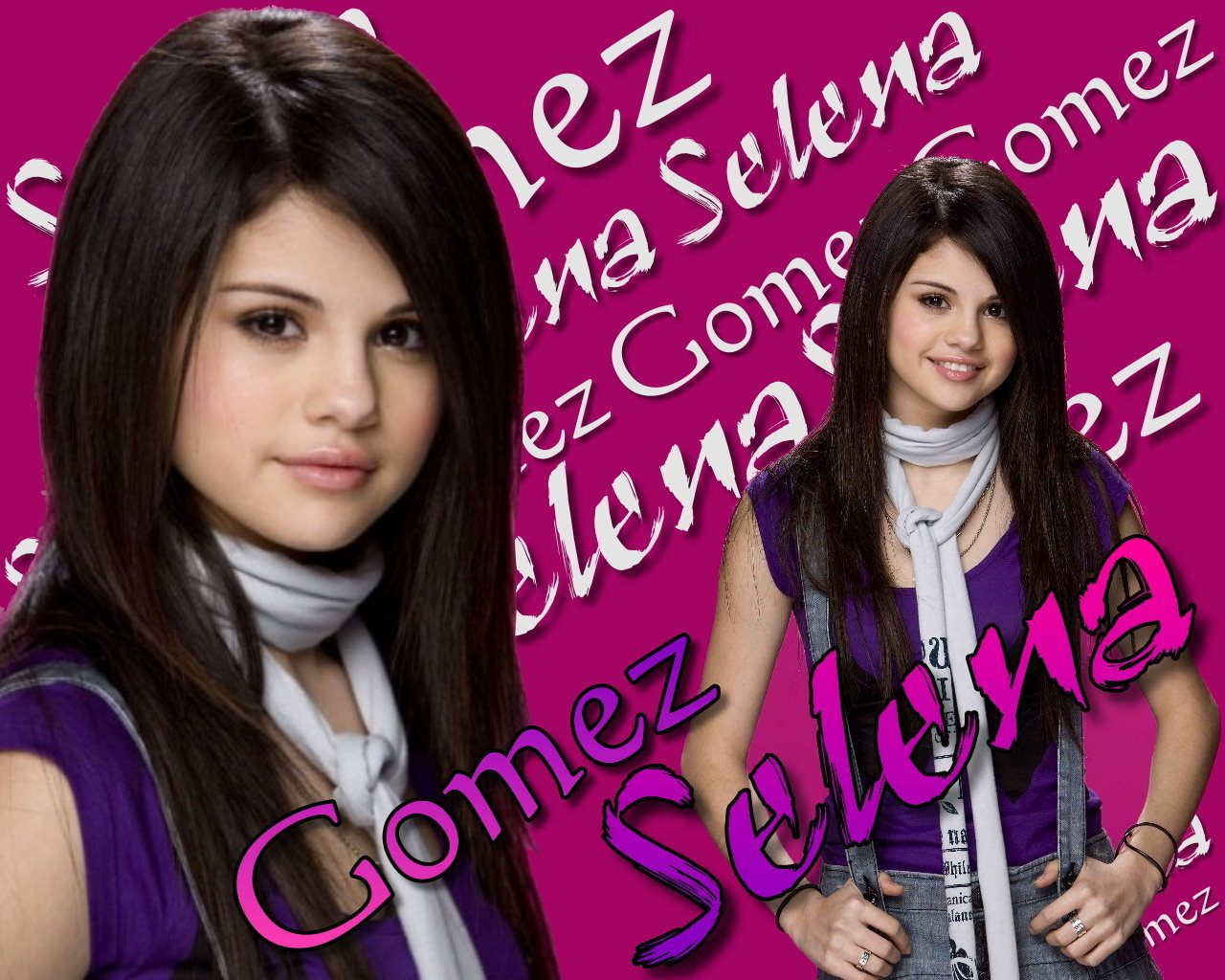 Selena Gomez Wallpaper   Selena Gomez Wallpaper 6897323 1280x1024