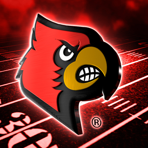 Louisville Cardinals Revolving Wallpaper Appstore for Android 512x512
