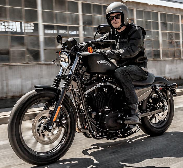 Harley Davidson Wallpaper: Wallpaper 2015 Harley Davidson Iron 883