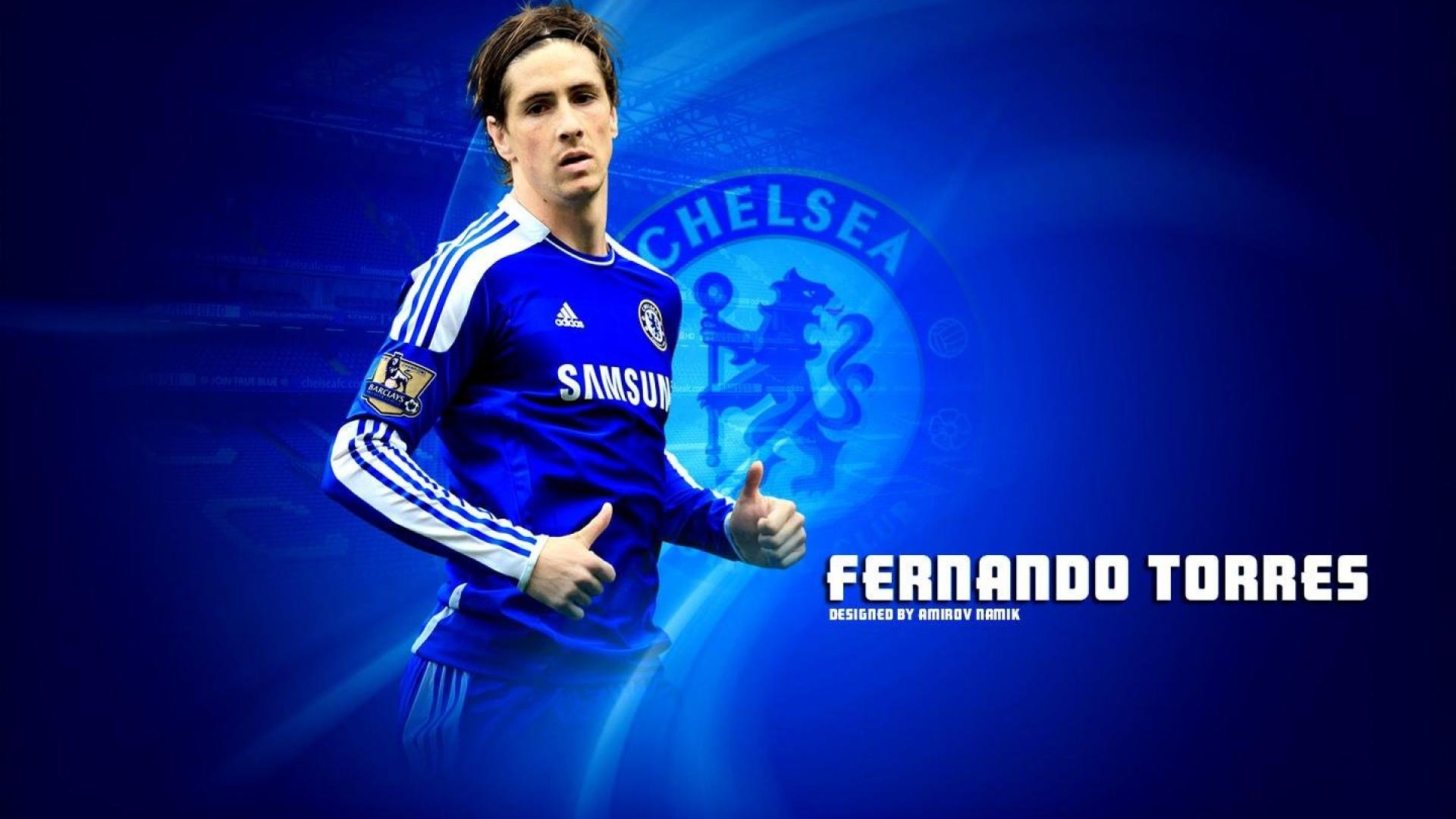 Chelsea Wallpaper Fernando Torres wallpaper   964547 1920x1080