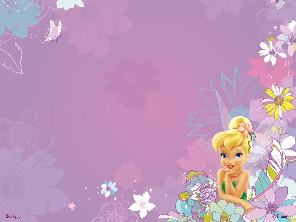 Tinkerbell Wallpaper   Tinkerbell Wallpaper 8250905 1024x768
