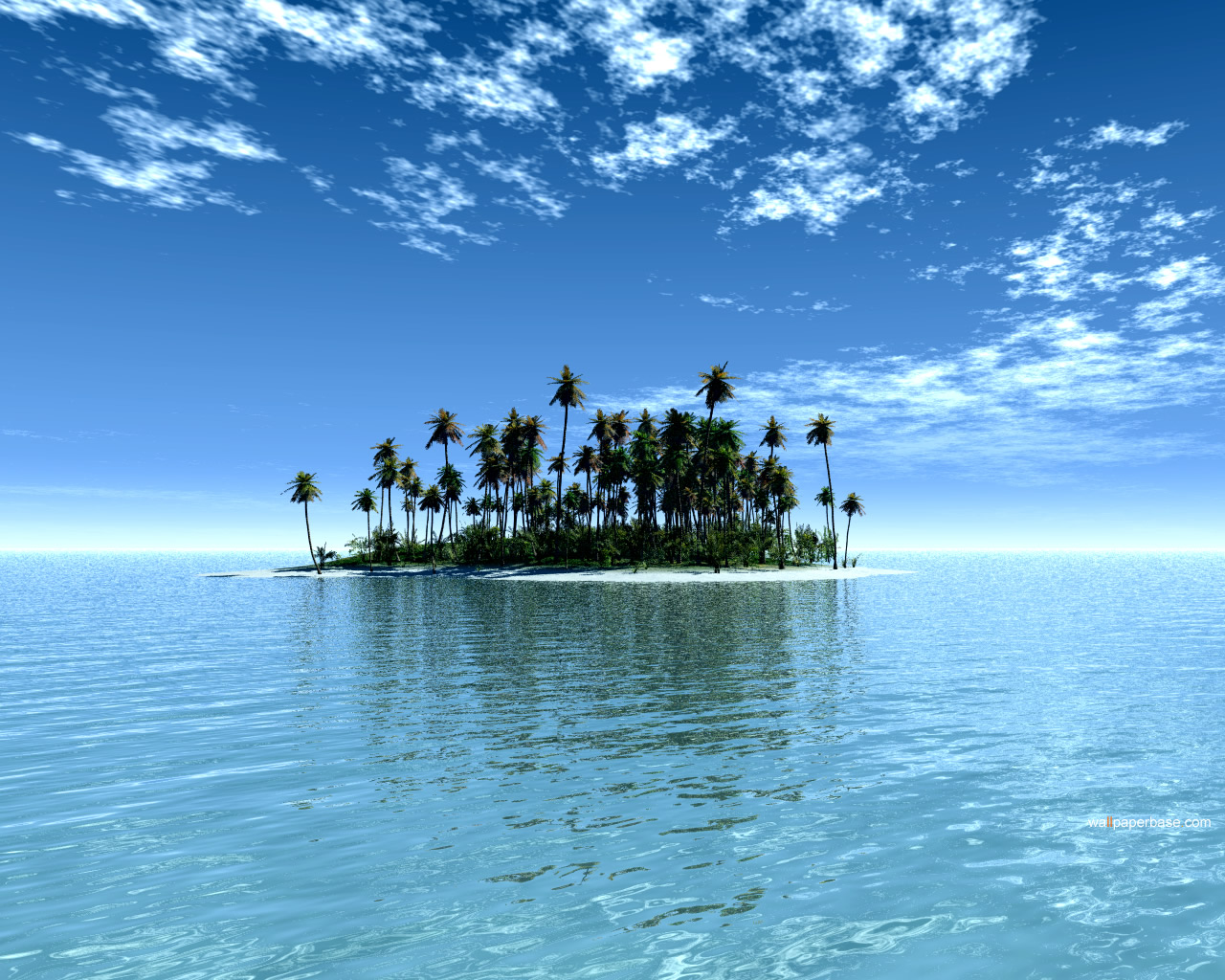 World Visits Paradise Island Wallpaper Review 1280x1024