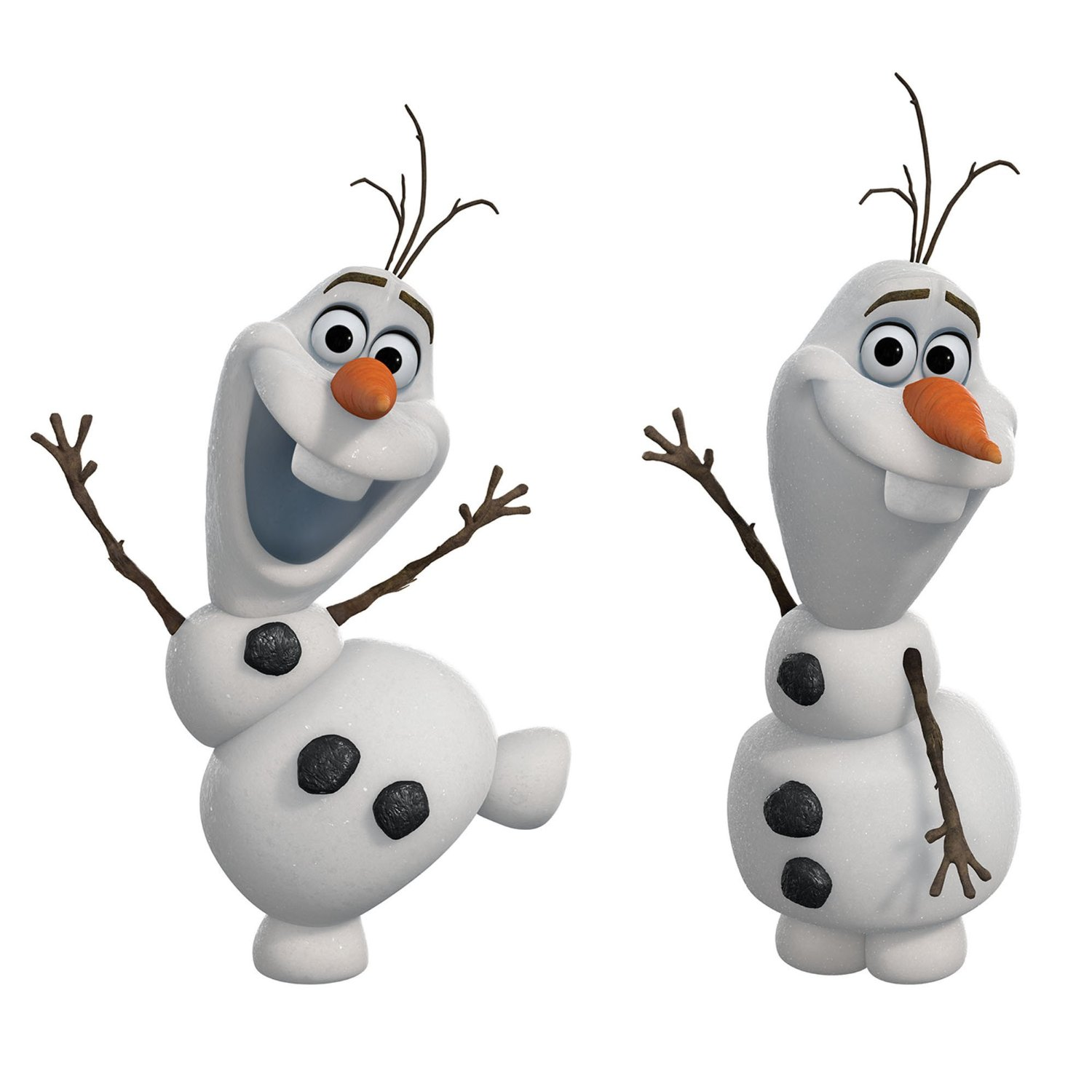Olaf Wallpapers HD White Background 1500x1500