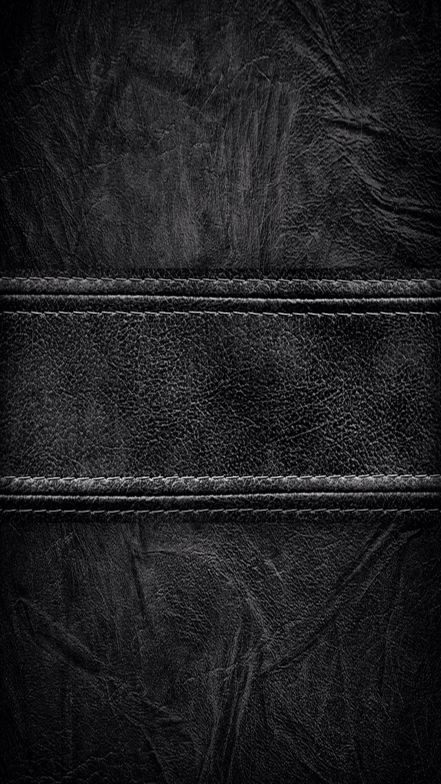 iphone 5 black leather wallpaper images