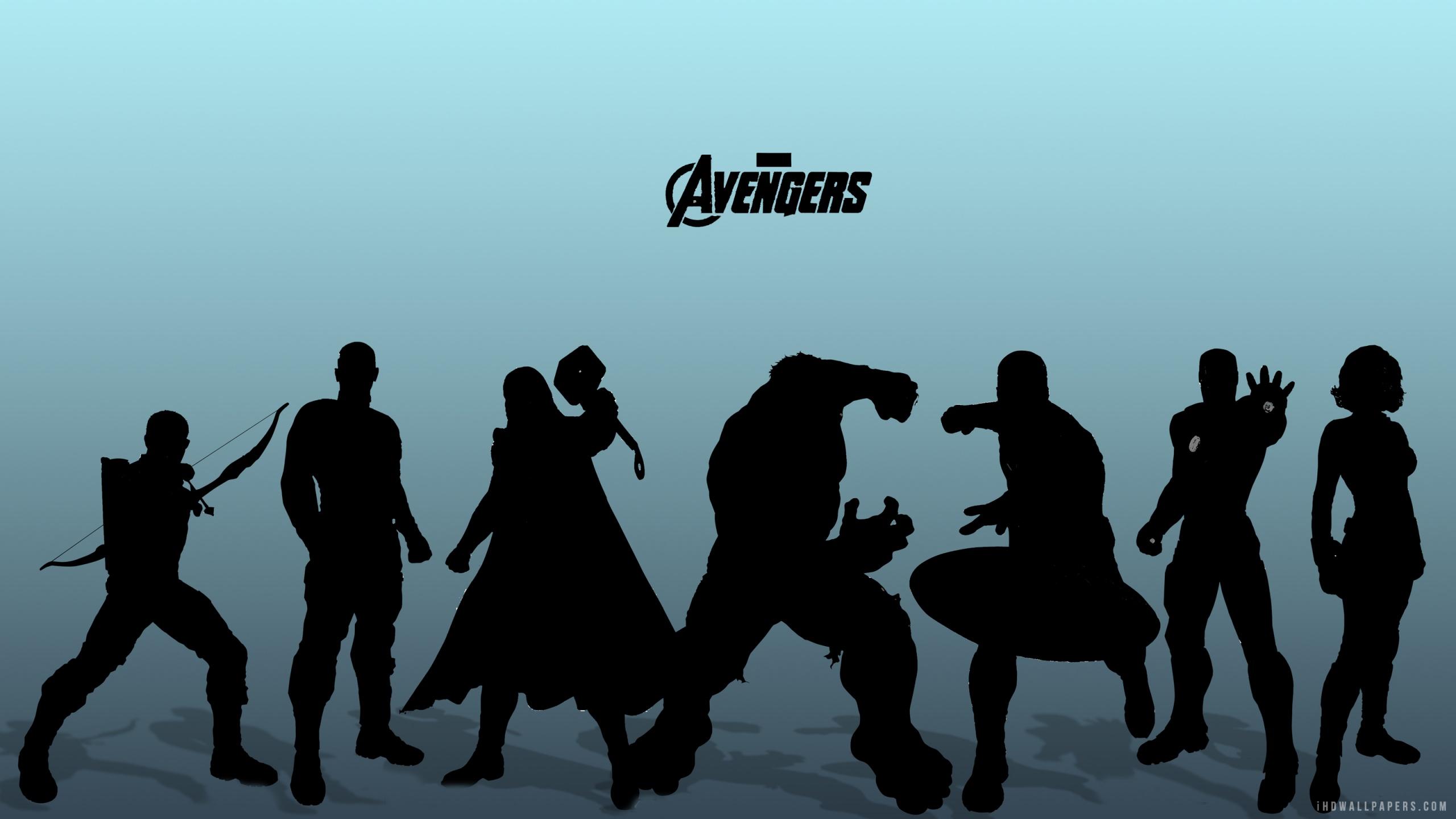 Avengers Superheroes HD Wide Wallpaper   2560x1440 Resolution 2560x1440