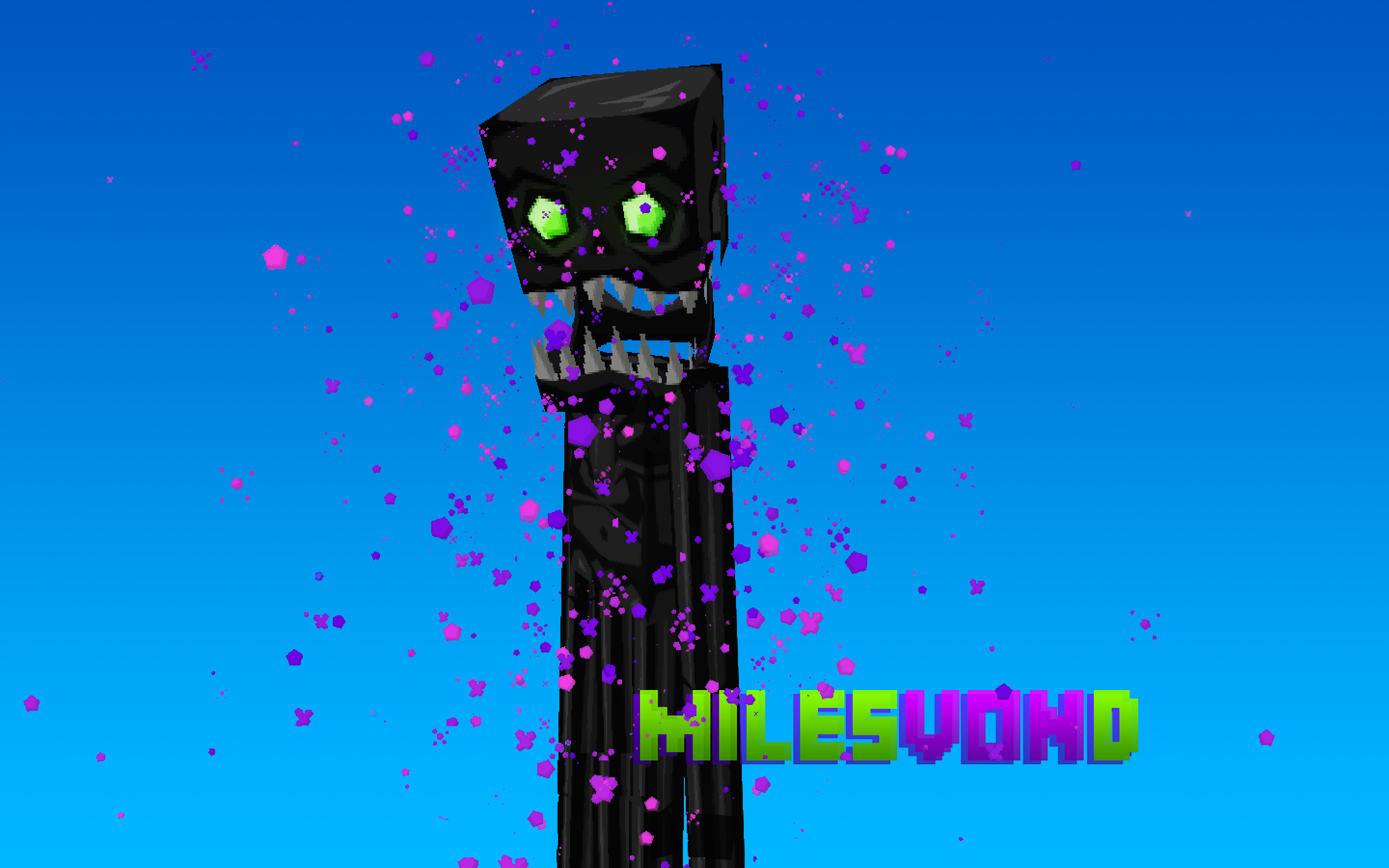 Cool Enderman Wallpaper - WallpaperSafari