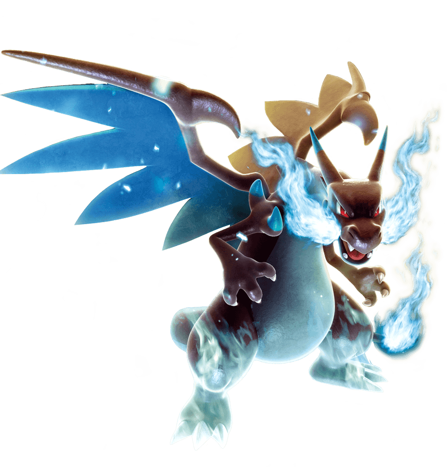 Pokemon mega charizard x wallpaper wallpapersafari - Pokemon mega evolution y ...