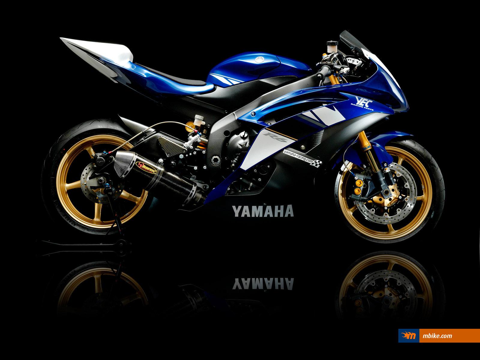 2008 Yamaha YZF R6 Wallpaper   Mbikecom 1599x1200