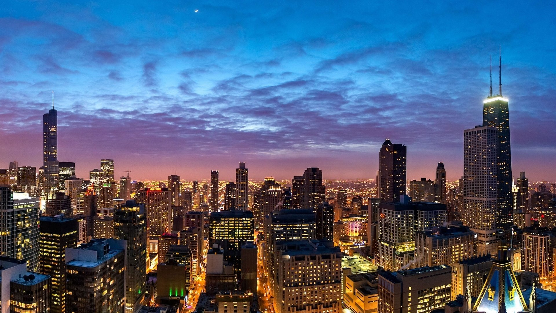 Chicago HD Wallpaper Background Image 1920x1080 ID426554 1920x1080
