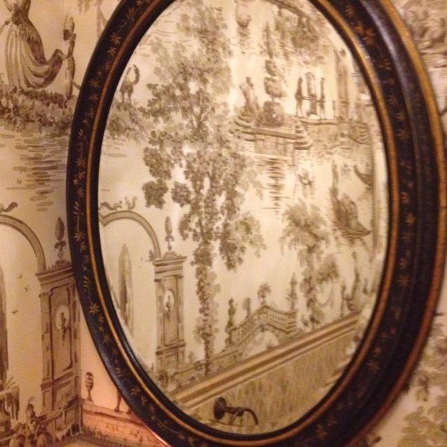 Beautiful bathroom wallpaper Casa Pinterest 640x640