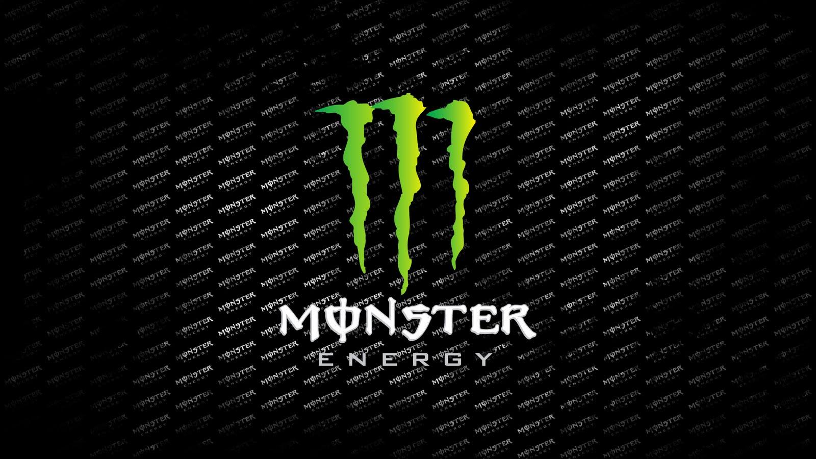 Wallpapers Monster Energy Logo HD Wallpaper 1600x900