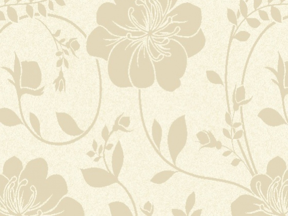 cream floral wallpaper with cream metallic background  1319640863JPG 1000x750
