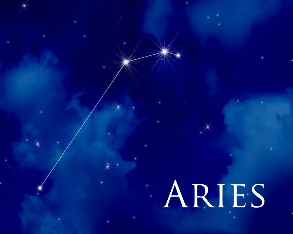 Aries Zodiac Wallpapers HD Pictures One HD Wallpaper 1024x819