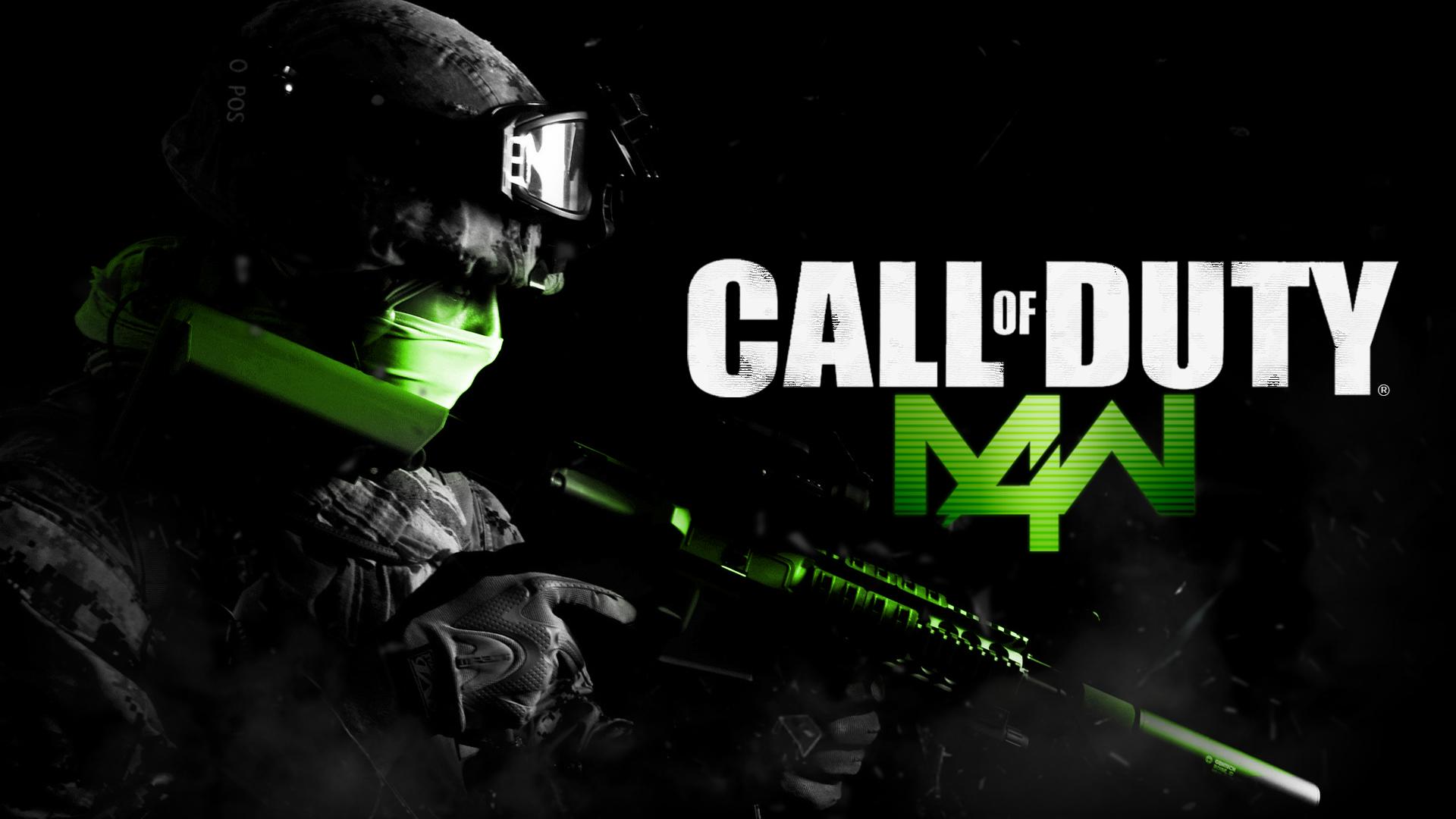 call of duty modern warfare 4 game HDjpg 1920x1080