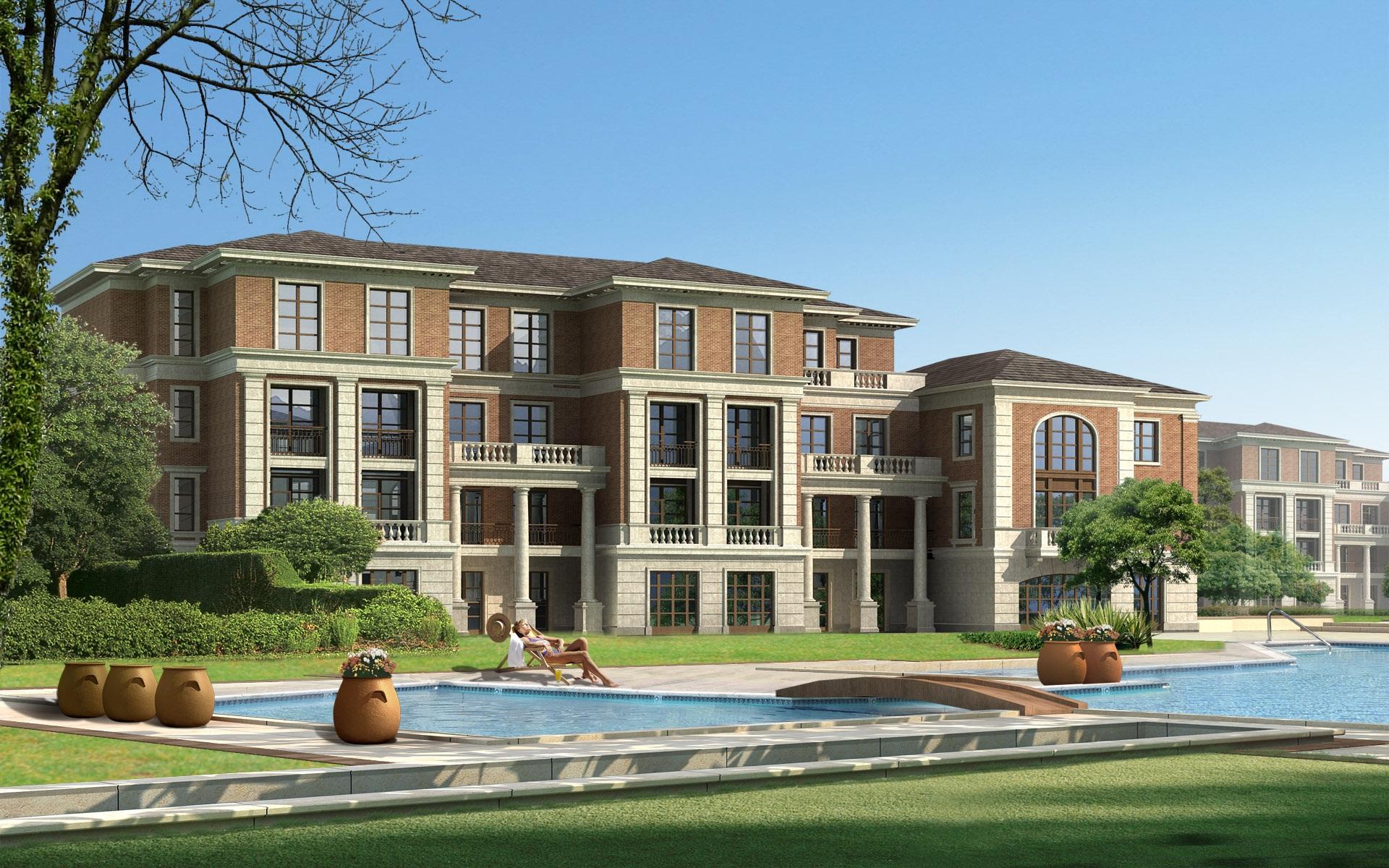 Design of best house in world wallpaper HD Wallpapers Rocks 1920x1200