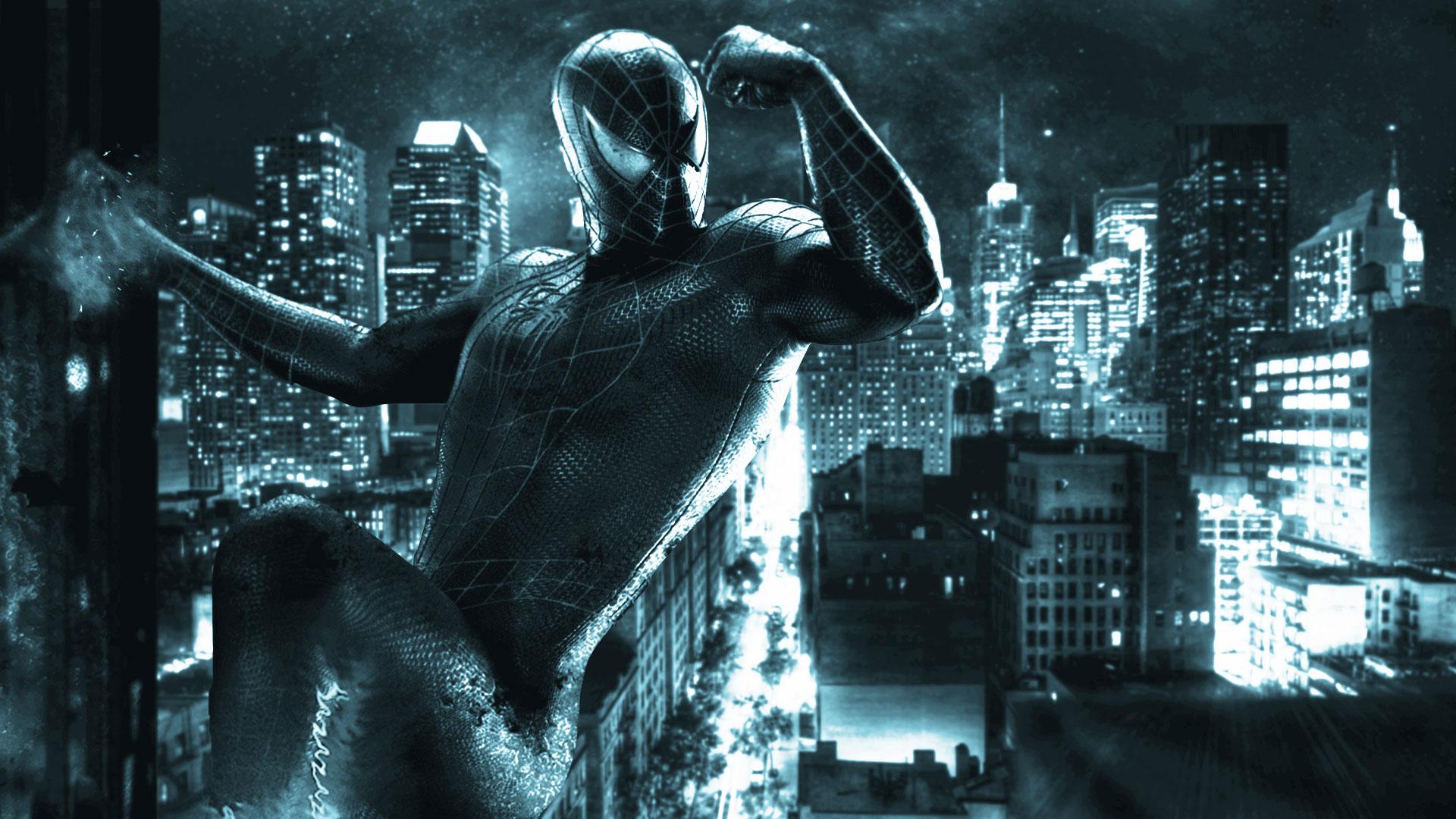 71 Black Spiderman Wallpaper On Wallpapersafari