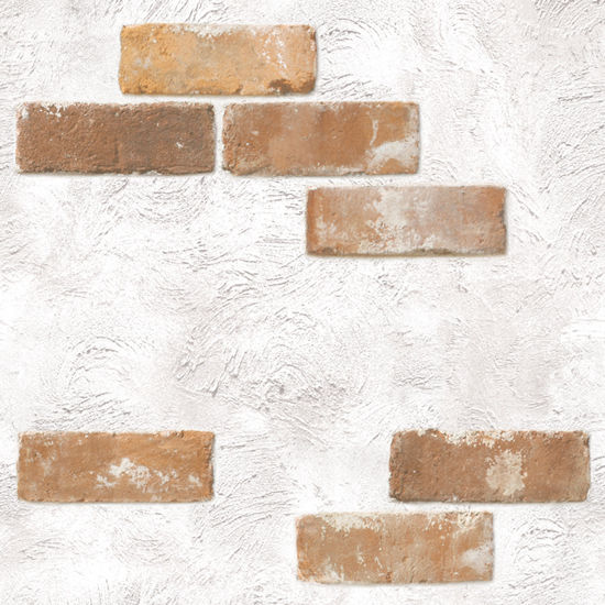 Shabby Chic Brick Self Adhesive Wallpaper Vinyl Home Depot Peel Stick 550x550