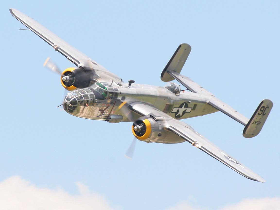 Bomber Wallpaper 1152x864