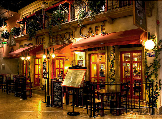 Dave Warren Portfolio The French Cafe HD Walls Find Wallpapers 550x404