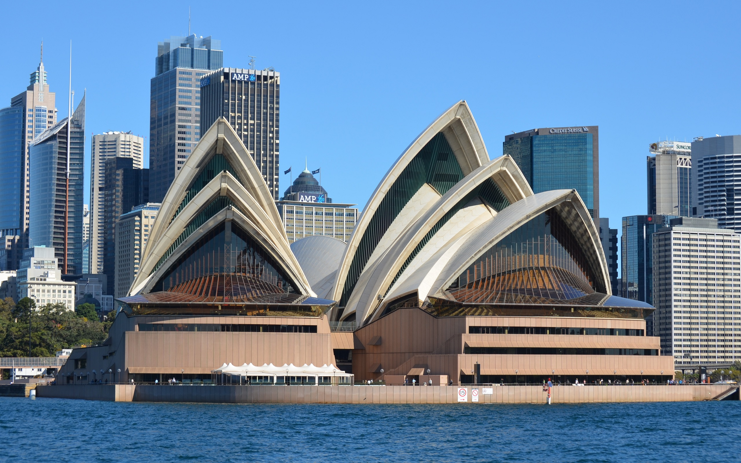 Sydney Opera house Australia Computer Wallpapers Desktop 2560x1600