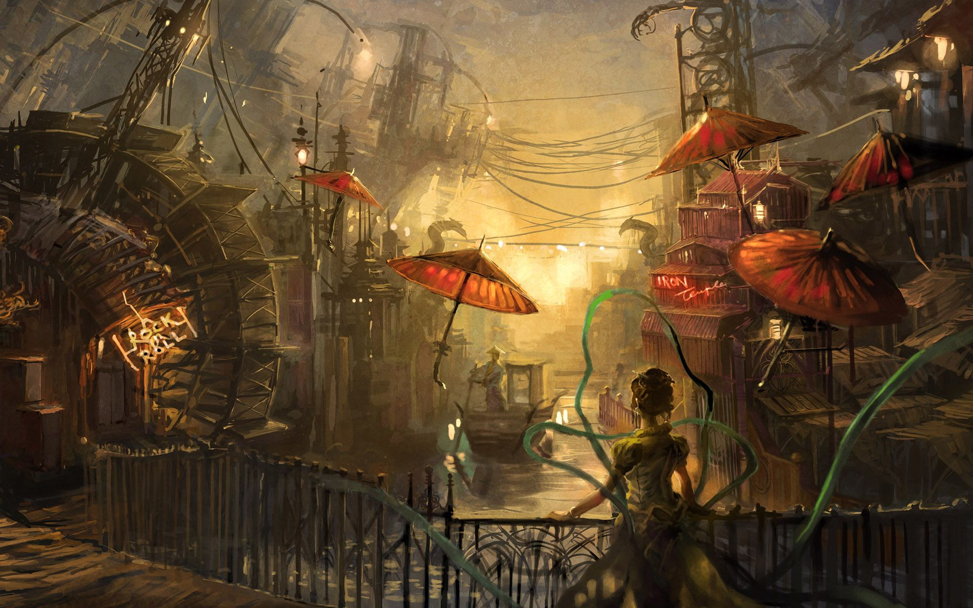Best Steampunk Wallpapers 1920x1200