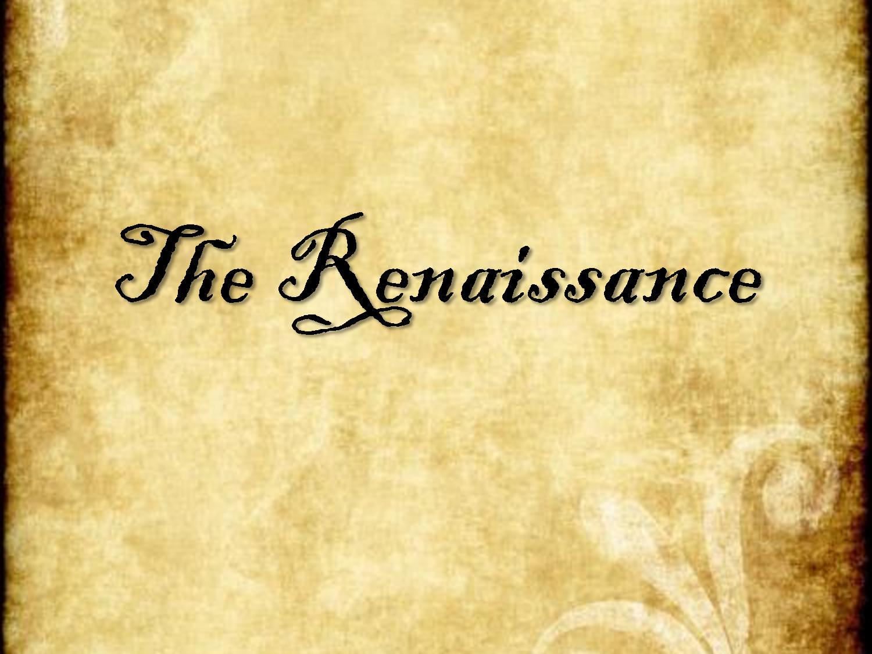 Renaissance Background   Powerpointhintergrund 1500x1125