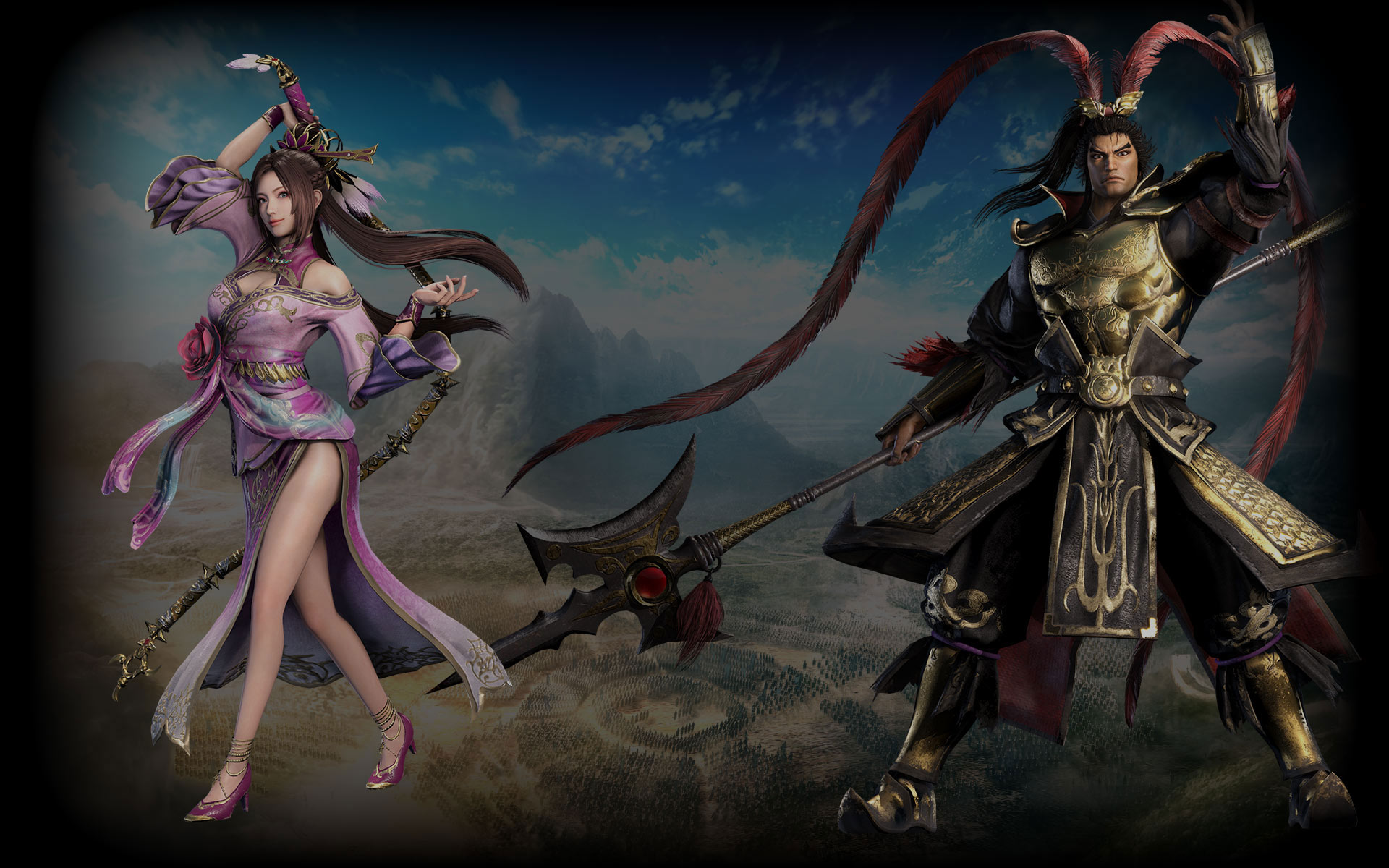 Steam Community Market Listings for 730310 Diaochan Lu Bu 1920x1200