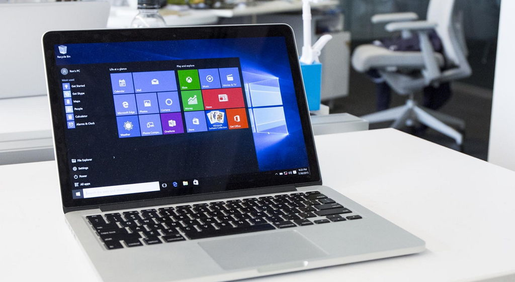 Free download Apples Boot Camp updated with Windows 10