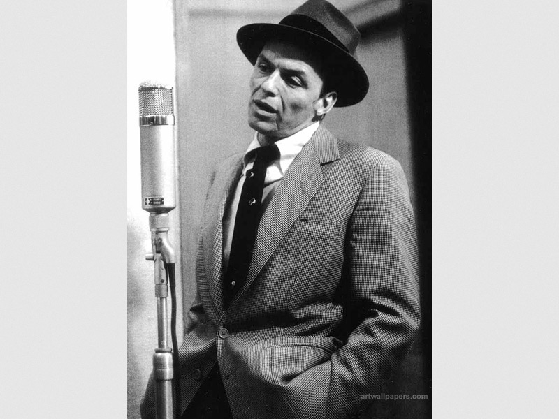 [49+] Frank Sinatra Wallpaper on WallpaperSafari