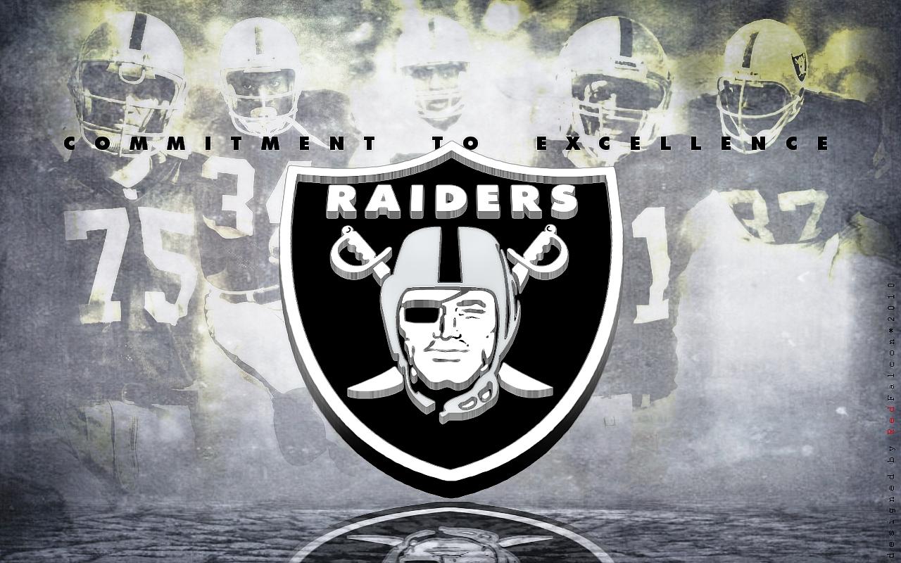 45+ Oakland Raiders 1920x1080 HD Wallpaper on ...