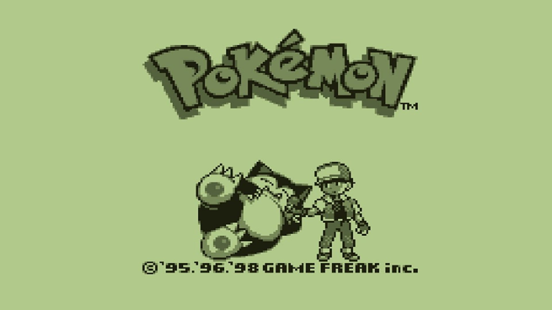 pokemon gameboy wallpaper - photo #9
