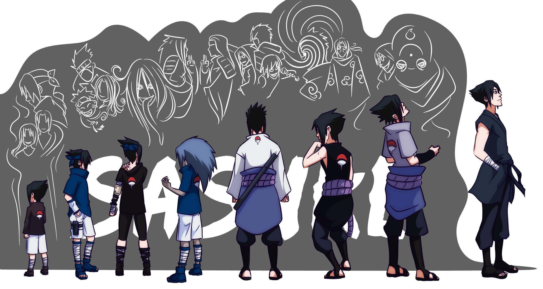 Uchiha Sasuke Naruto Shippuden Sharingan curse mark 992574 2454x1308