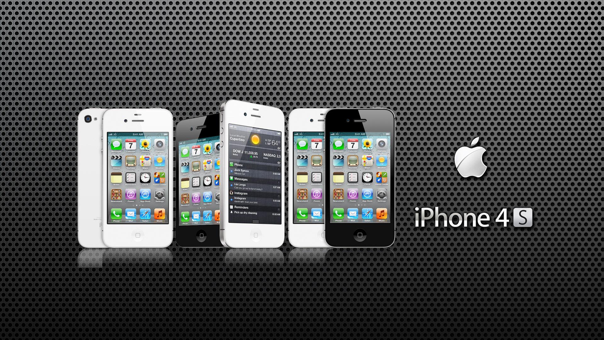 IPhone 4s Wallpaper 1920x1080