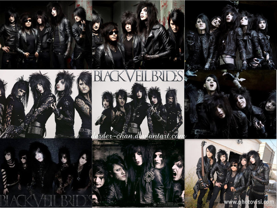 Black Veil Brides Wallpaper 900x675
