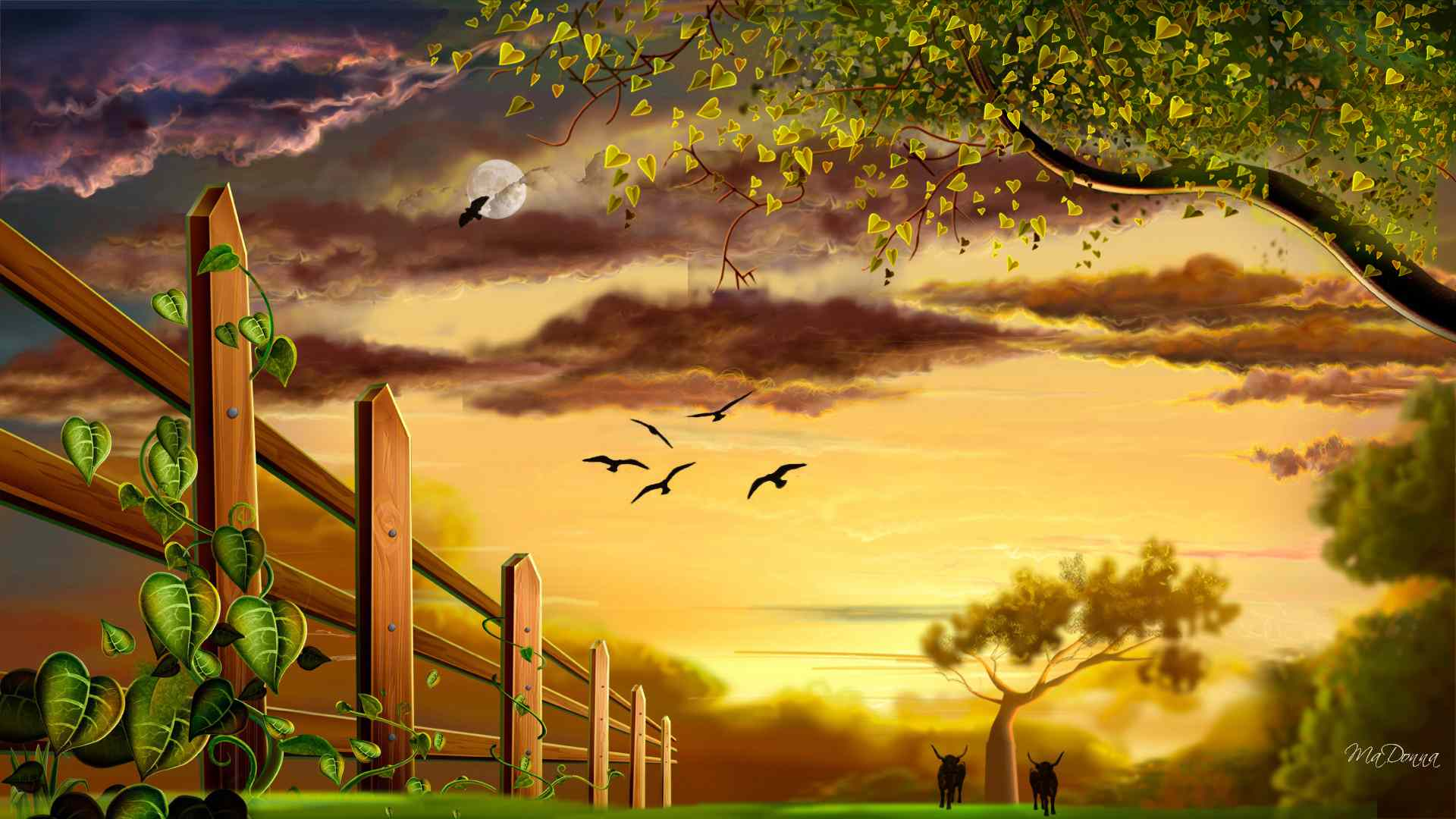 3D Country Wallpapers   Top 3D Country Backgrounds 1920x1080