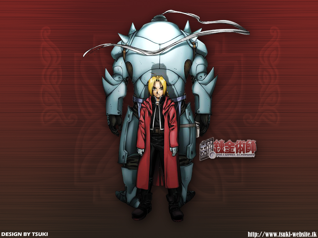 Showing Gallery For Fullmetal Alchemist Iphone Wallpaper Ed And Al 1024x768