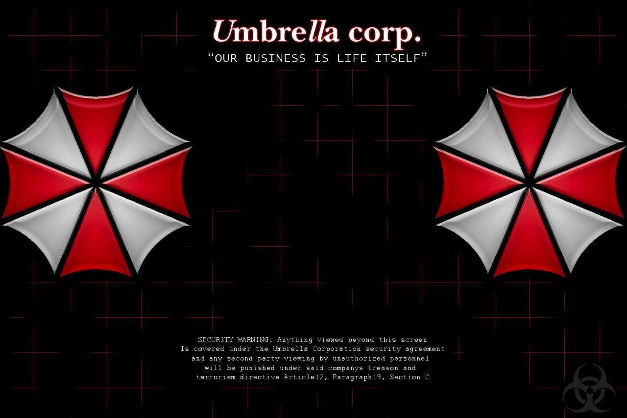 Resident evil umbrella corp wallpaper wallpapersafari - Umbrella corporation wallpaper hd 1366x768 ...