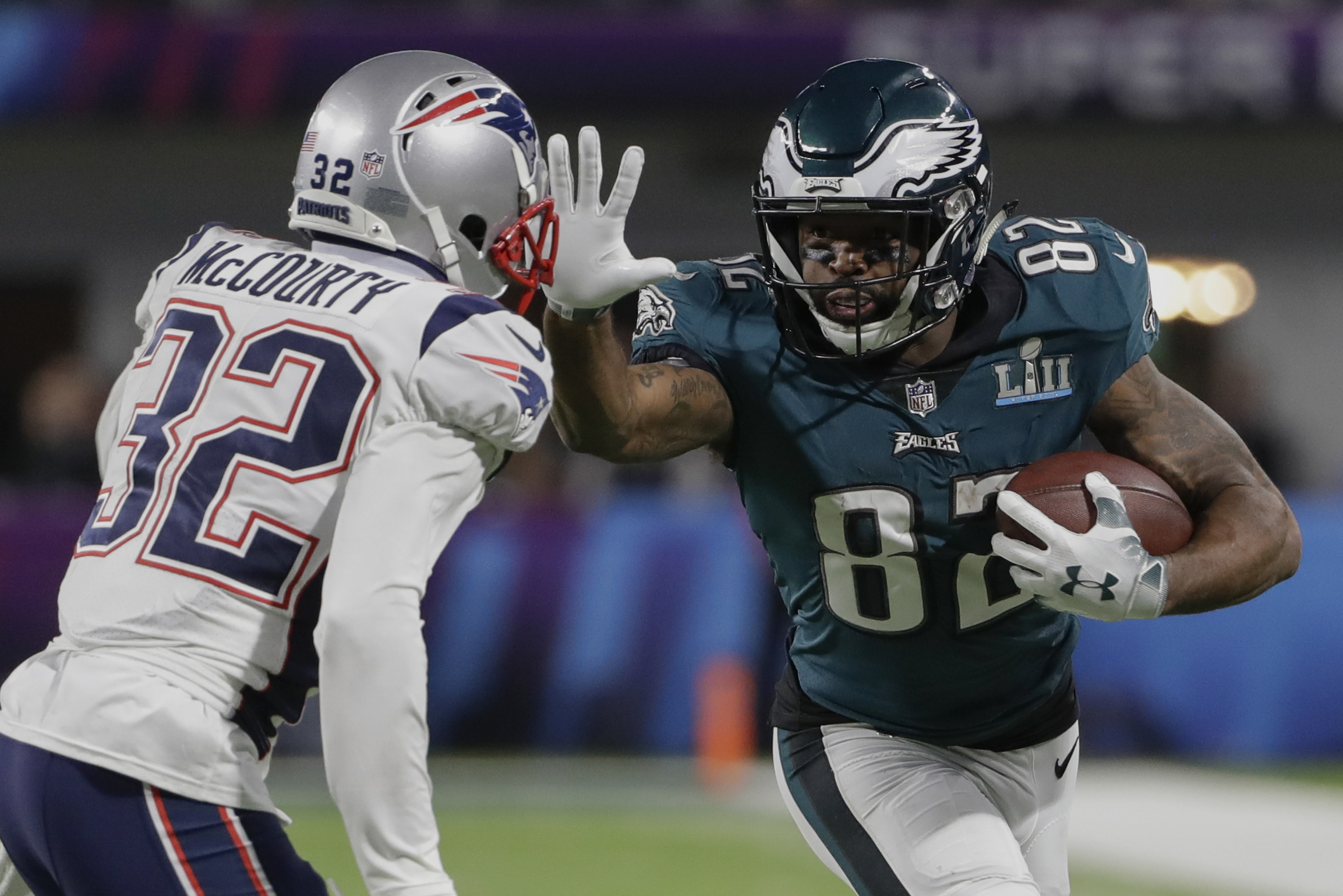 PHOTOS Philadelphia Eagles defeat New England Patriots in 2306x1538