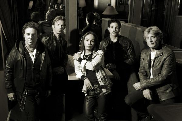 Go Back Gallery For Journey Band Wallpaper 600x399