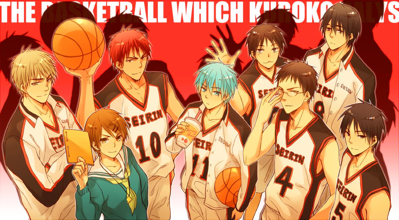 Kurokos Basketball Wallpaper 24   1600 X 883 stmednet 1600x883