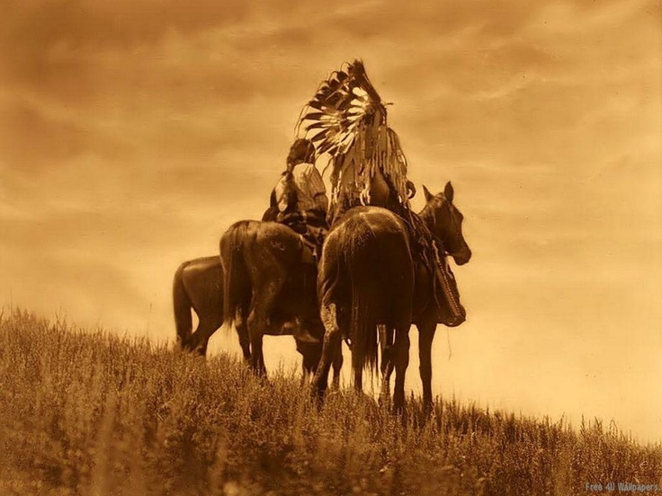 Native Wallpaper Native American Indians and Wolves Pinterest 736x552