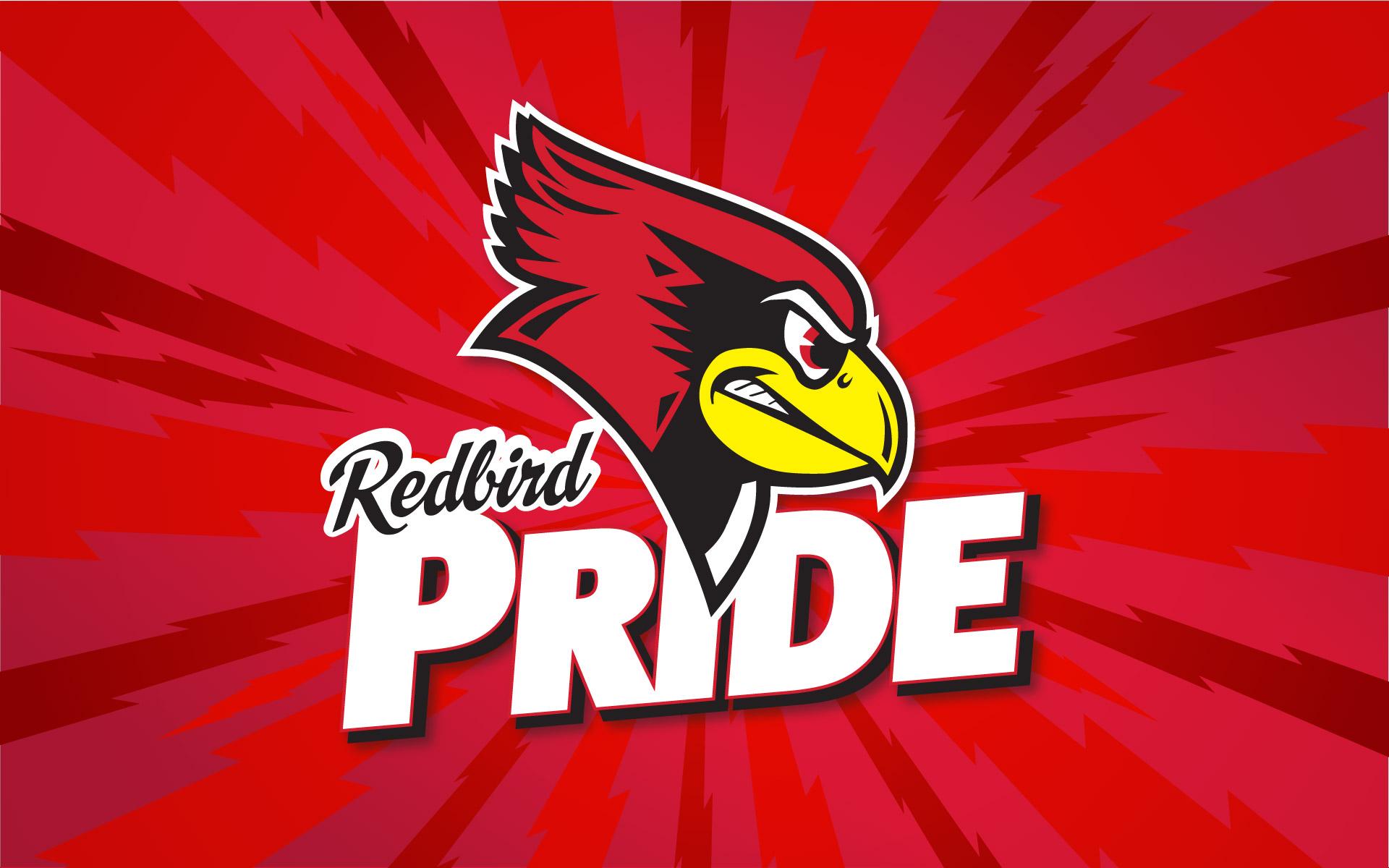 Illinois State University Redbirds wallpaper   310308 1920x1200