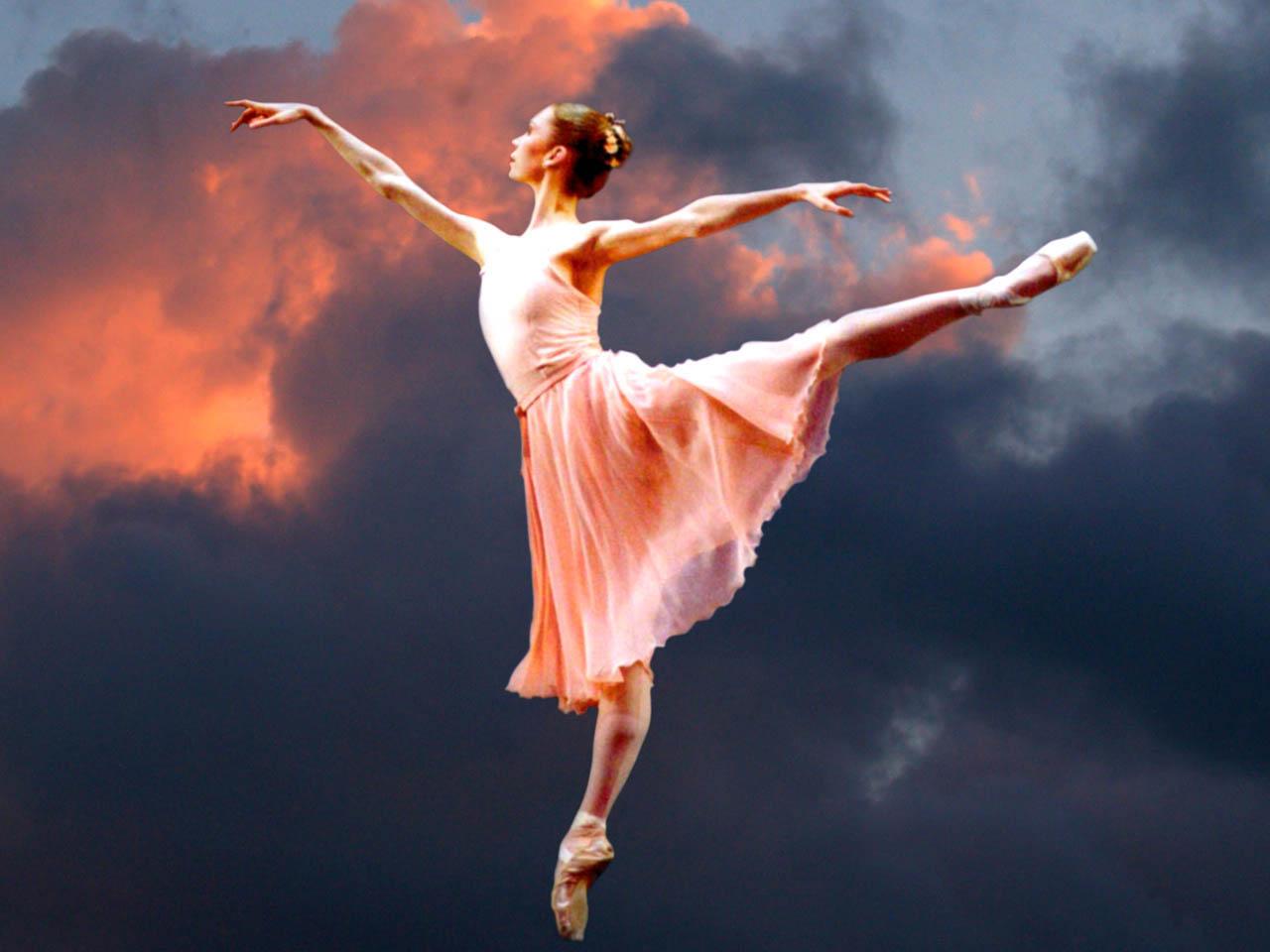 Ballet Dance Wallpapers Hd Resolution Dodskypict: Ballerina Wallpaper